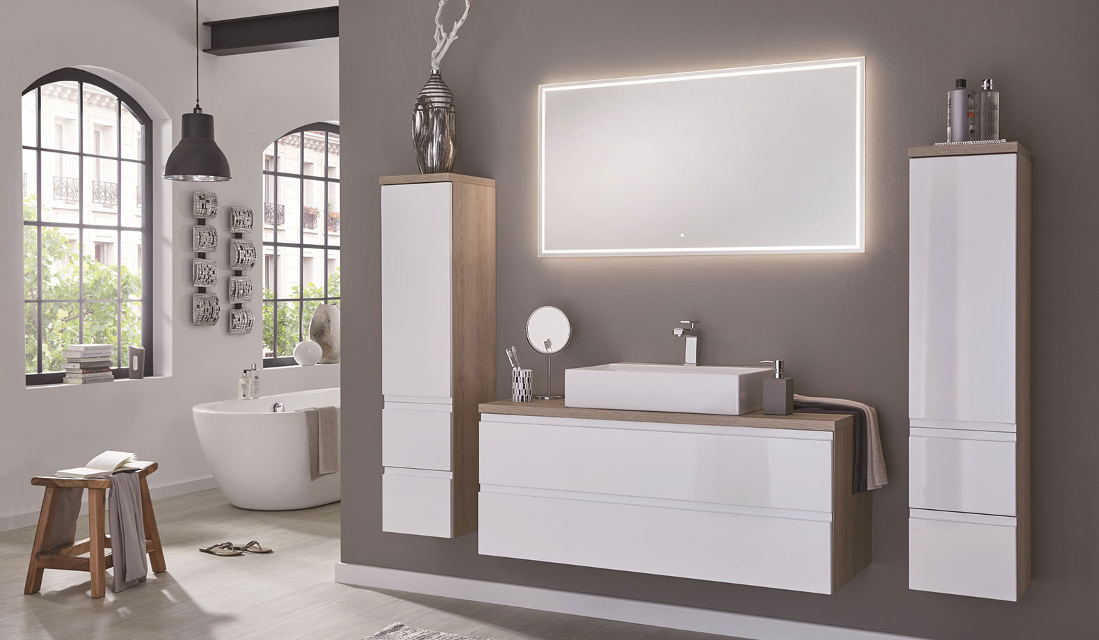 projekte objekte bad adler m bel kreative einrichtungswerkstatt. Black Bedroom Furniture Sets. Home Design Ideas